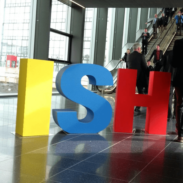 ISH Frankfurt am Main 2019